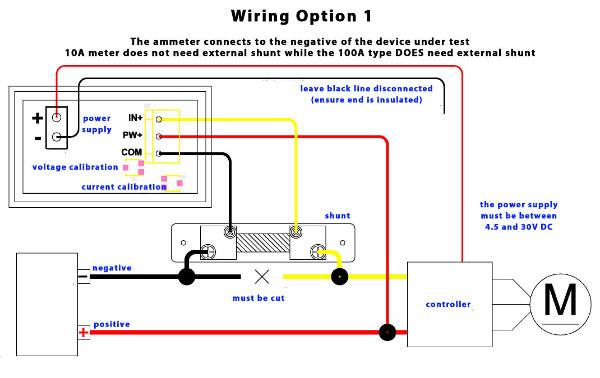 Schemat połączeń 1