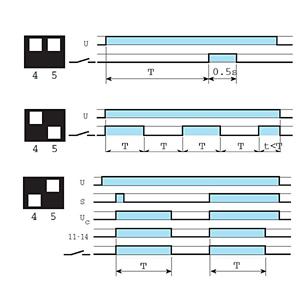 Moduł czasowy Finder 85.02_diagram