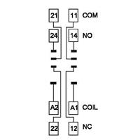 Gniazdo Finder 95.85.3_schemat